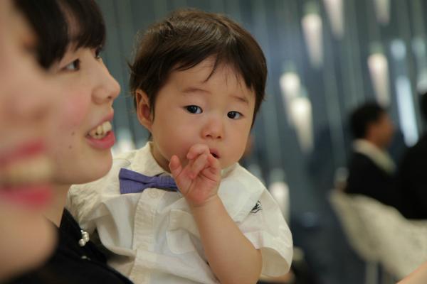 【大丈夫?】小さなお子様と結婚式♡