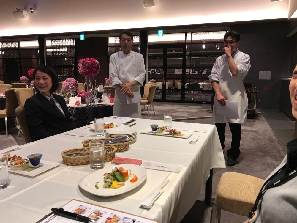 【2020婚礼料理☆】社内試食会開催♬